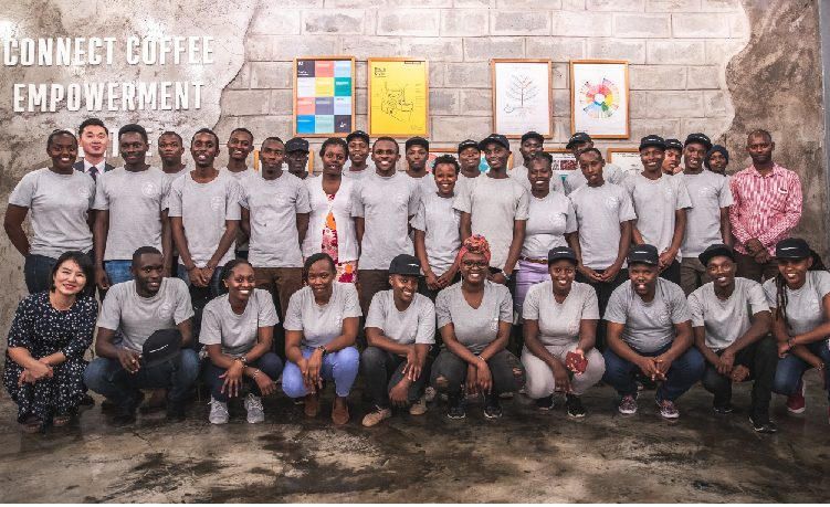 Connect Coffee Empowerment Center